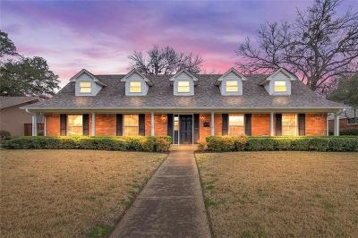 Dallas Single Family Home For Sale: 3316 Galahad Drive