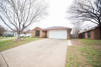 Grapevine Residential Lease For Lease: 365 Banyan Drive
