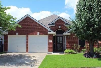Garland Single Family Home For Sale: 2513 Rodeo Court