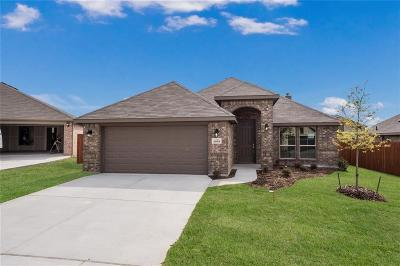 Weatherford Single Family Home For Sale: 2505 Silver Fox Trail