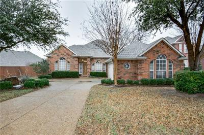 Mckinney Single Family Home For Sale: 2717 Creek Crossing Drive