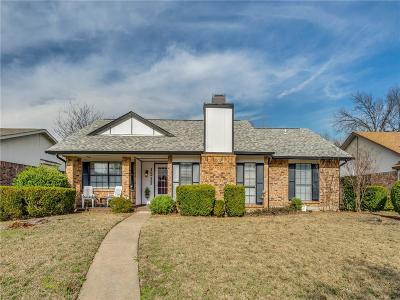 Plano Single Family Home For Sale: 1317 Kesser Drive