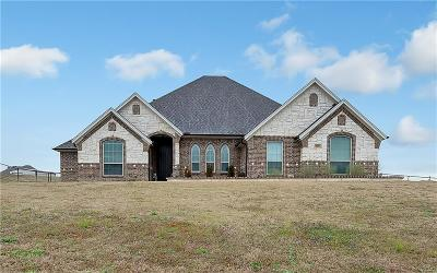 Azle Single Family Home Active Kick Out: 129 Briar Meadows Circle