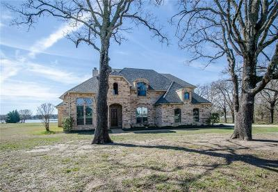 Corsicana Single Family Home For Sale: 1102 Deep Water Cove
