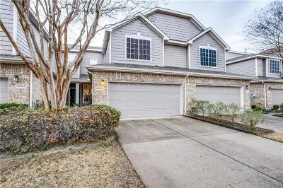 Plano Townhouse For Sale: 10036 Dryden Lane