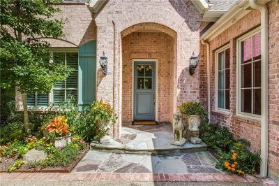 Dallas, Addison Single Family Home For Sale: 12216 Park Forest Drive