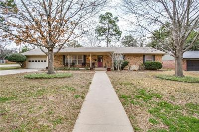Single Family Home For Sale: 1001 Liveoak Street