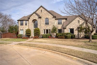 Carrollton Single Family Home For Sale: 2501 Valley Glen Court