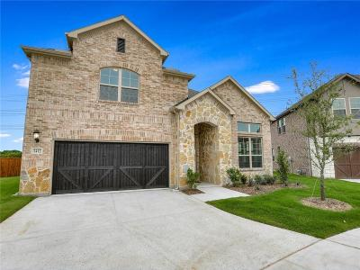 Allen Single Family Home For Sale: 1412 Guthrie Lane