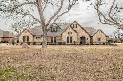 Fort Worth Single Family Home For Sale: 6125 Paper Shell Way