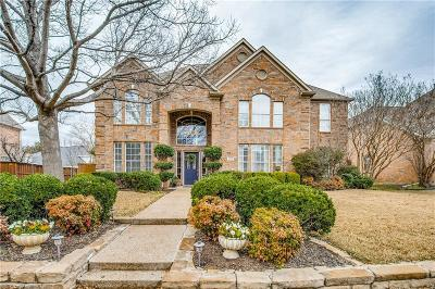 Plano Single Family Home For Sale: 4105 Sun Meadows Street