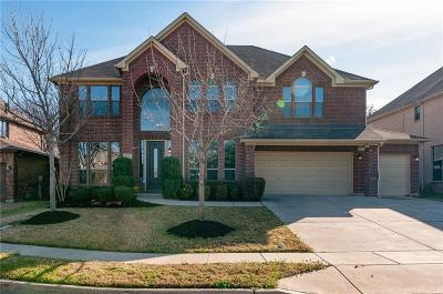 Fort Worth Single Family Home For Sale: 9964 Bison Court