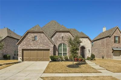 Celina Single Family Home For Sale: 1317 Gristmill Lane