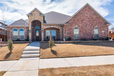 Tarrant County Single Family Home For Sale: 5212 Windstone Drive