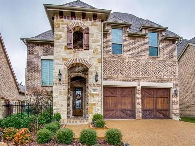 The Colony Single Family Home For Sale: 8208 Inverness
