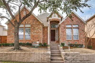 Irving Single Family Home Active Option Contract: 3353 Kendall Lane