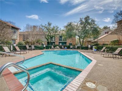 Dallas Condo For Sale: 5335 Bent Tree Forest Drive #286