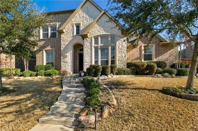Allen Single Family Home For Sale: 846 Deerfield Road