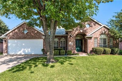 Frisco Single Family Home Active Option Contract: 5601 Belle Chasse Lane