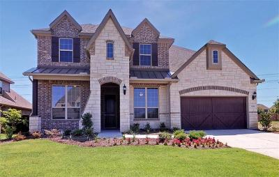 Frisco Single Family Home For Sale: 11216 Geranium Drive