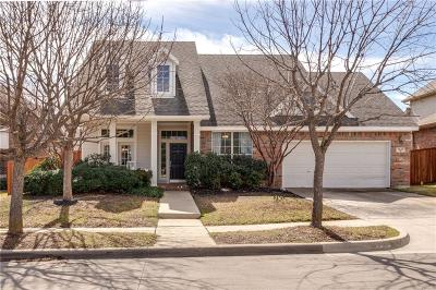 Fort Worth Single Family Home For Sale: 9629 Brazendine Drive