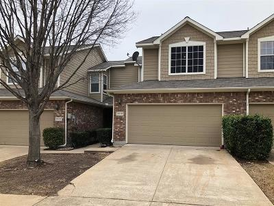 Plano Townhouse For Sale: 8613 Forest Highlands Drive