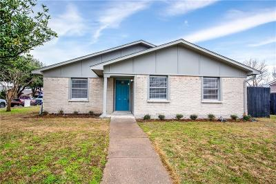 Garland Single Family Home Active Contingent: 3113 Apollo Road