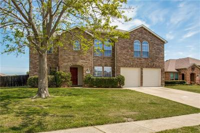 Forney Single Family Home For Sale: 300 Aspenwood Trail