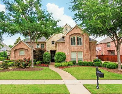 Flower Mound Single Family Home For Sale: 5012 Rangewood Drive