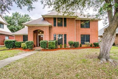 Mesquite Single Family Home For Sale: 2504 Heatherdale Drive