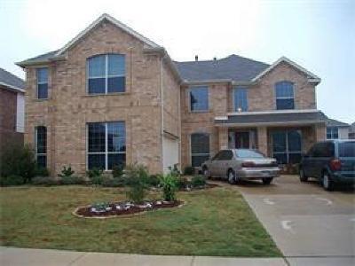 Grand Prairie Single Family Home For Sale: 4916 Screech Owl