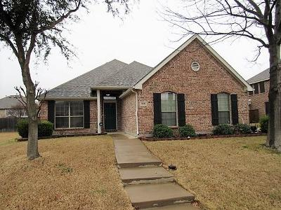 Forney Single Family Home For Sale: 125 Bugle Call Road