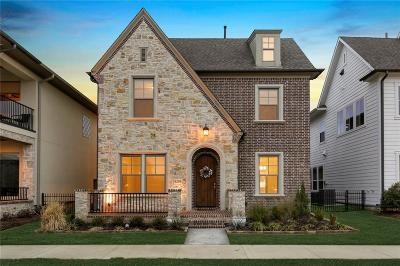 Frisco Single Family Home For Sale: 8270 Kentland Drive
