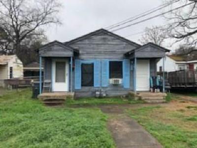 Dallas Multi Family Home For Sale: 3812 Hancock Street
