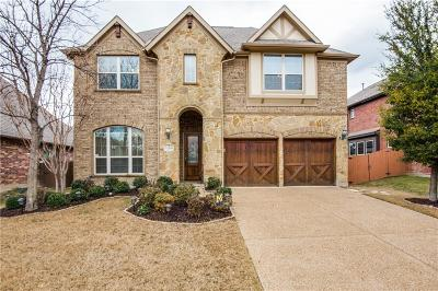 Dallas Single Family Home For Sale: 12219 Jackson Creek Drive