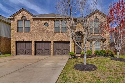 Grand Prairie Single Family Home For Sale: 5844 Summerwood Drive