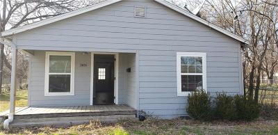 Mckinney Single Family Home Active Option Contract: 1405 N College Street