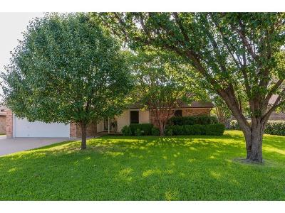 Keller Single Family Home For Sale: 571 Bluebonnet Drive