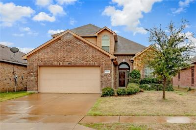 Fort Worth Single Family Home For Sale: 11005 Hawks Landing Road