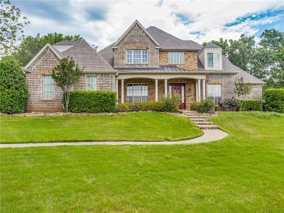 Aledo Single Family Home For Sale: 1426 Claiborne Lane