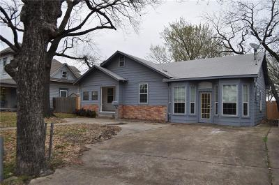 Single Family Home For Sale: 506 N Dallas Street