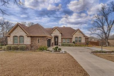 Kennedale Single Family Home For Sale: 1033 Swiney Hiett Road