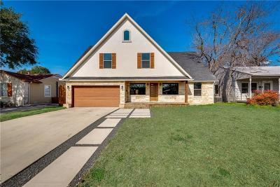 Single Family Home For Sale: 3889 Davila Drive
