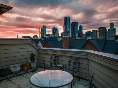 Downtown Dallas Townhouse For Sale: 2226 Marilla Street