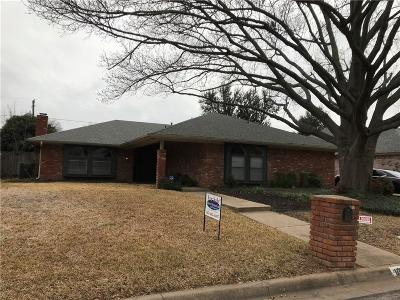 Arlington Single Family Home For Sale: 1014 De Pauw Drive