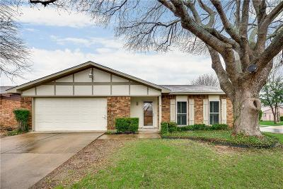 Fort Worth Residential Lease For Lease: 7300 Catbrier Court