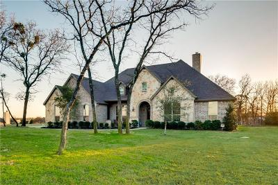 Mansfield Single Family Home For Sale: 7271 Cabot Estates Drive