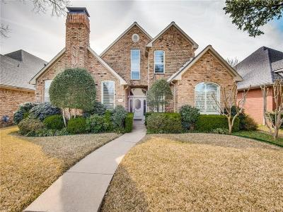 Irving Single Family Home For Sale: 1504 Old Orchard Drive