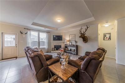 Fort Worth Single Family Home For Sale: 525 Mesa View Trail