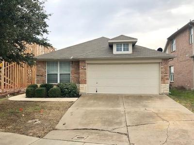 Fort Worth Residential Lease For Lease: 8921 Highland Orchard Drive